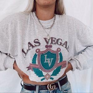 Las Vegas large pullover